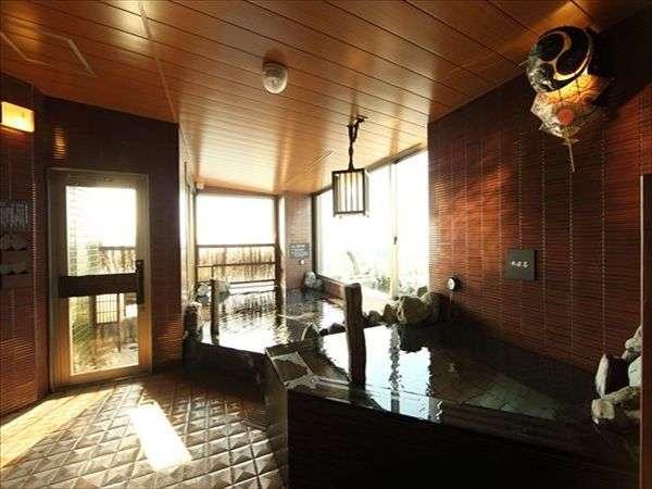 ◆男子水風呂(水温:16℃)