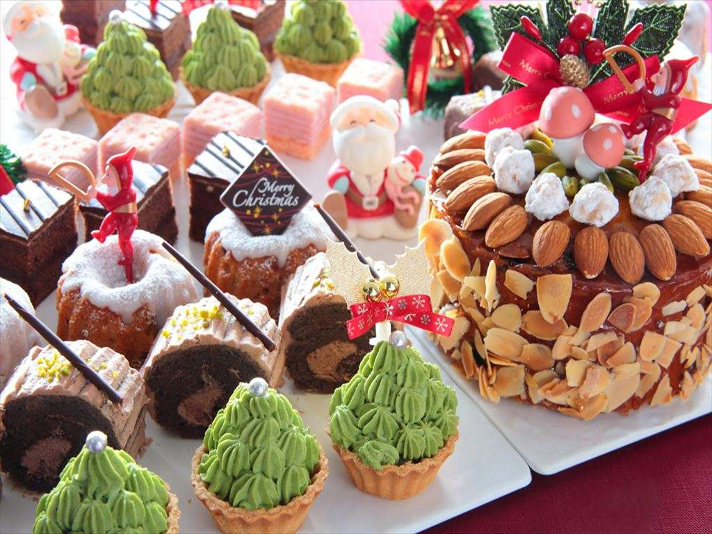★2020 クリスマスディナービュッフェ(デザートイメージ)