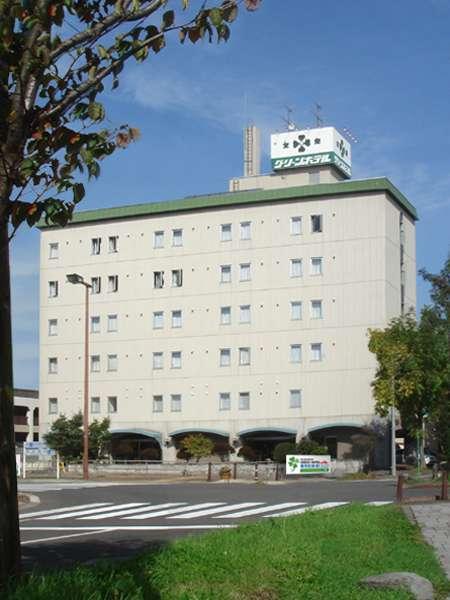 室蘭繁華街中心部に位置する 室蘭グリーンホテル
