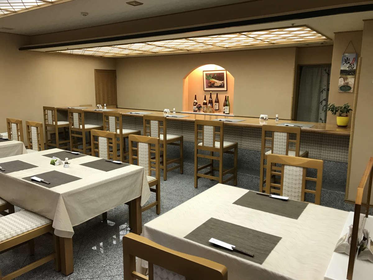 1F 和食レストラン テナント「旬彩亭」