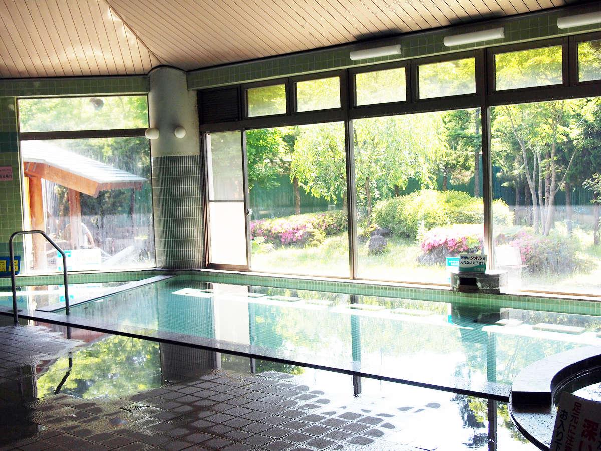 *【温泉】大浴場、露天風呂、ミストサウナ、泡風呂、電気風呂の5種類の温泉がございます。