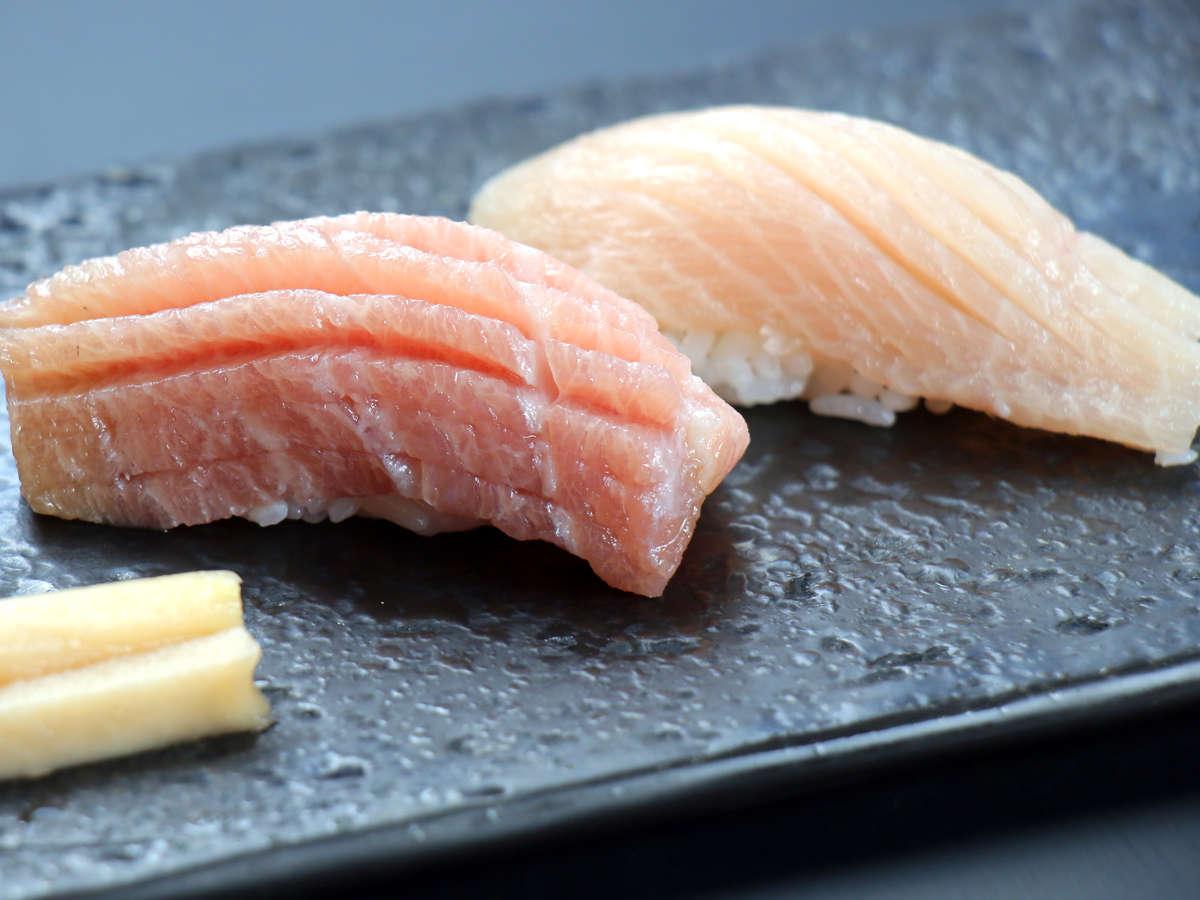 【極会席】熟成鮨 ※※熟成魚は津本式公認店の魚を使用