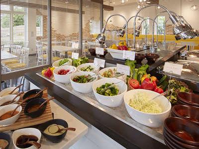 「健康レストラン オーラ」では、医食同源の考えにもとづく料理をご提供しています。