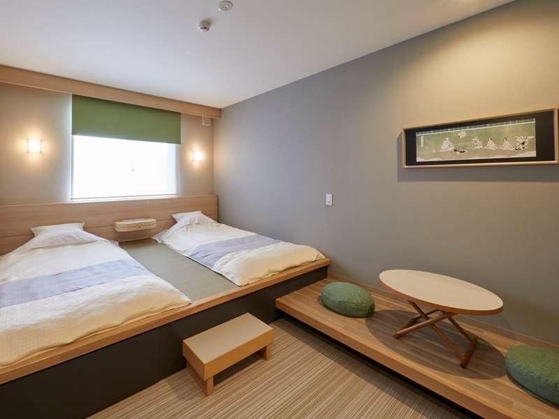 客室のアートワークには「変なホテル」ならではの面白い仕掛けが・・・!?