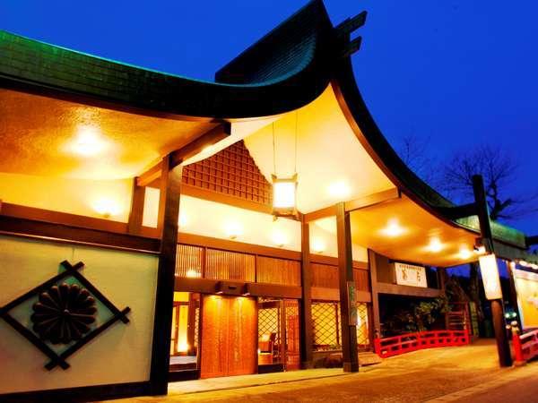 【外観】創業400年以上と歴史をつなぐ菊屋、更なる歴史を紡いで参ります