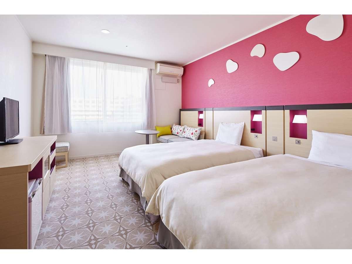 三井ガーデンホテルプラナ東京ベイ』平日限定でお得にステイ☆お部屋