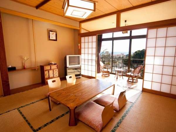 海側10畳和室