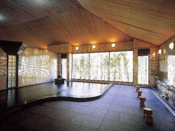 【ささゆり大浴場】15:00~23:30・6:00~10:00までご利用いただけます。