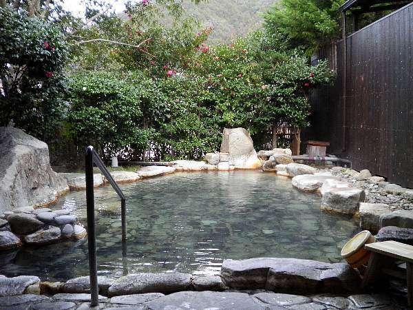 『日本屈指の貸切露天風呂』6:00~23:30の時間帯で空きがあれば無料で利用可【予約不可】