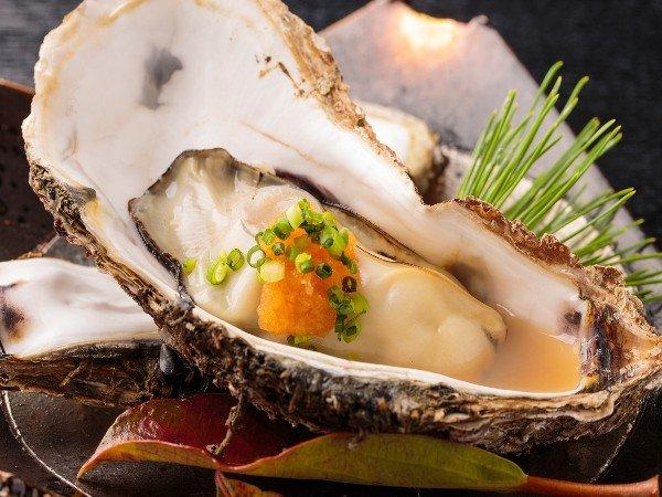 【期間限定】大粒な岩牡蠣