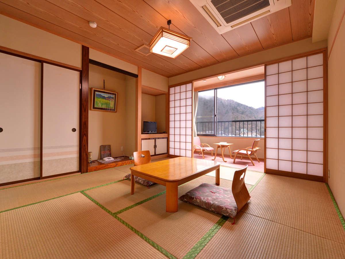 新館和室8畳(客室一例)/日本 ...