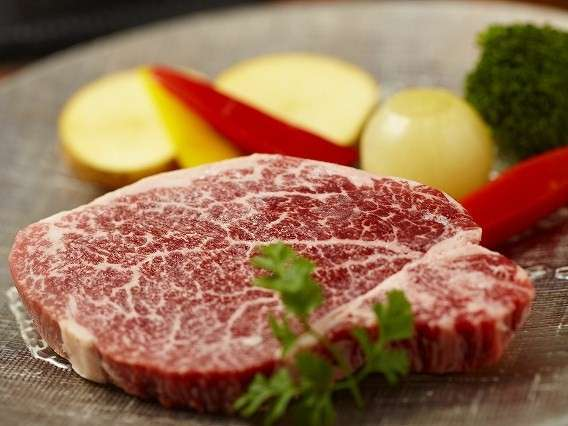 道産牛ヒレステーキイメージ