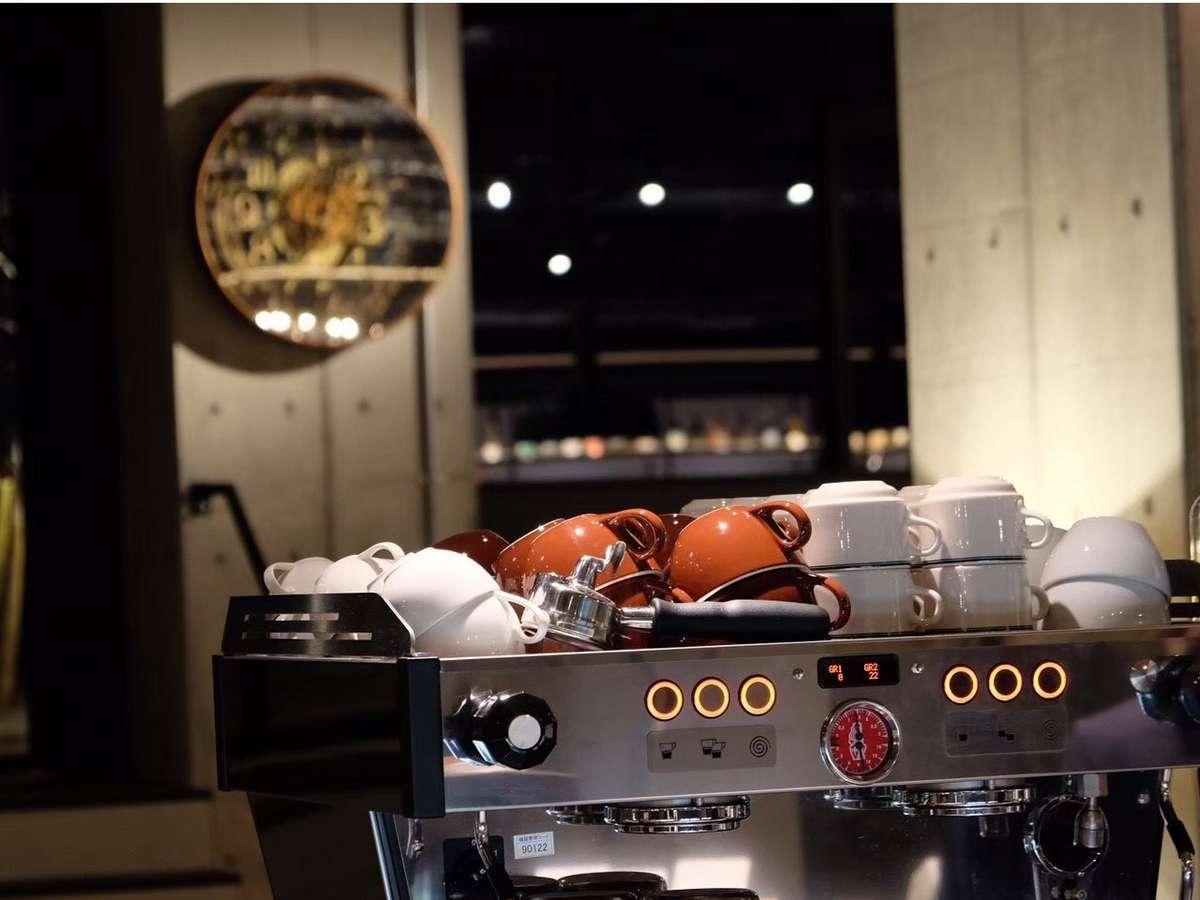 エスプレッソマシンで本格コーヒーを味わいませんか