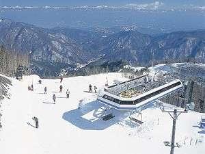 【ヘブンスそのはら】☆大満足のスキー場☆(写真はヘブンスそのはらスキー場です。)