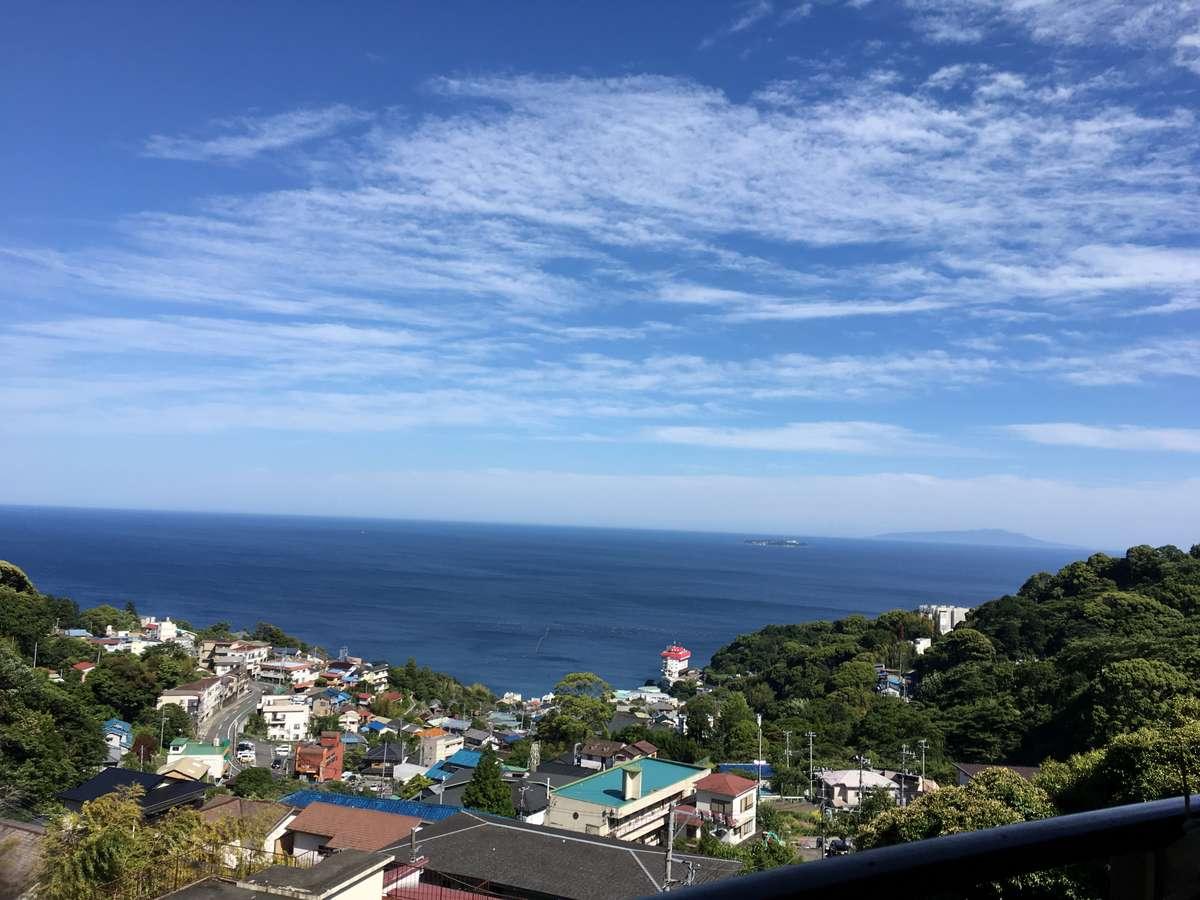 ★海側和洋室からの眺めです♪