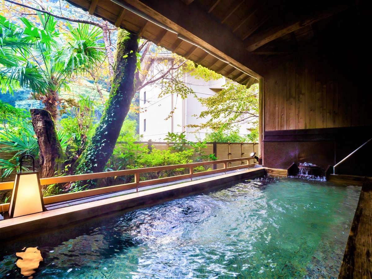 ●忍者ゆかりの温泉☆KAGEROU、深呼吸