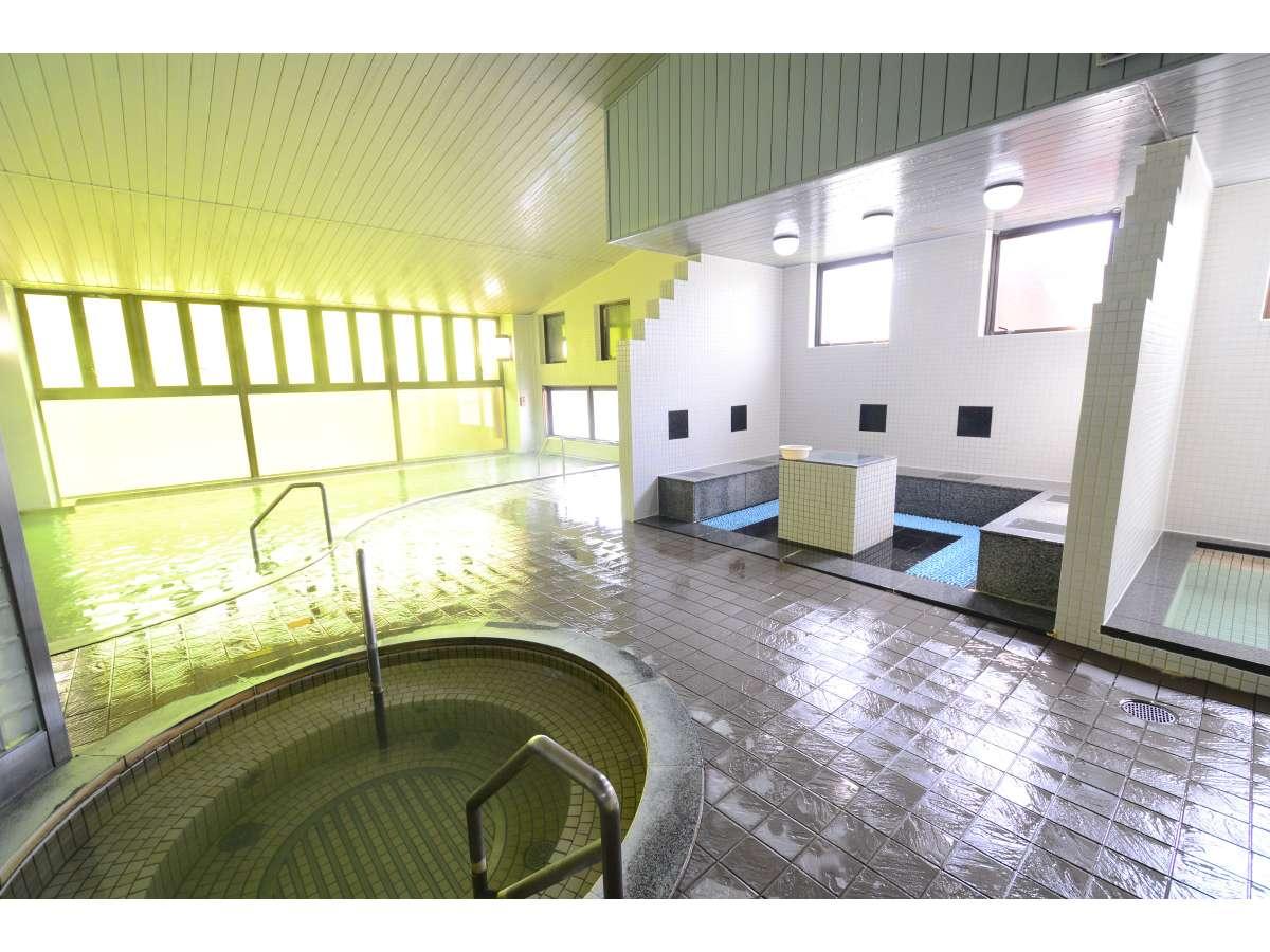 大浴場 天然温泉