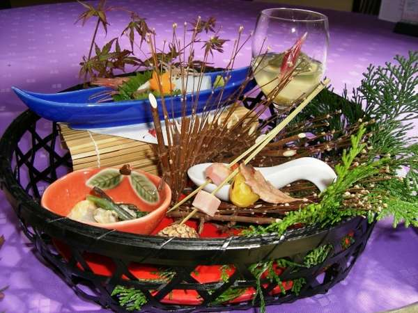 食欲の秋の前菜 例