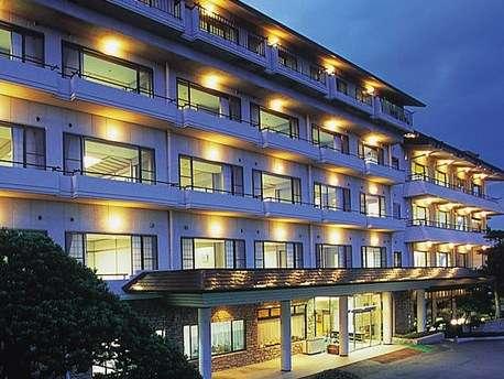 岳温泉の一番高台にある眺めの館~ホテル光雲閣~