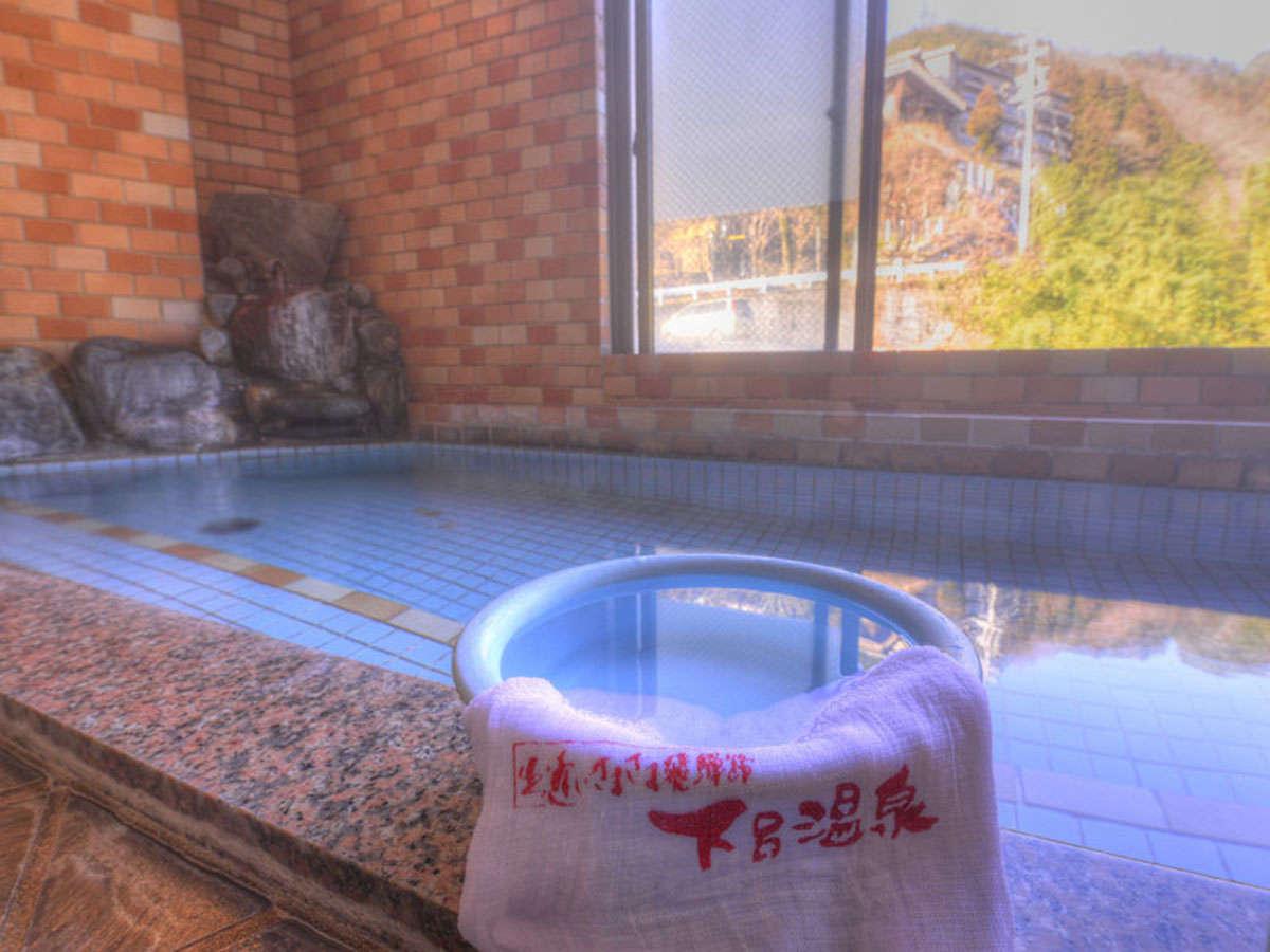 下呂温泉/お肌をやさしく包むツルツルの泉質が特徴。効能豊かな温泉に浸かり明日への鋭気を養いましょう!