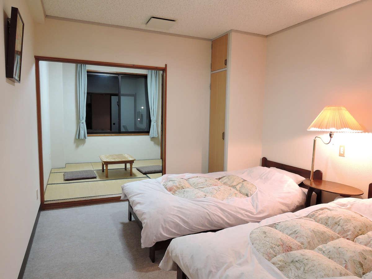 *部屋・和洋室/インターネットはお部屋でもロビーで無線LANがご利用いただけます。