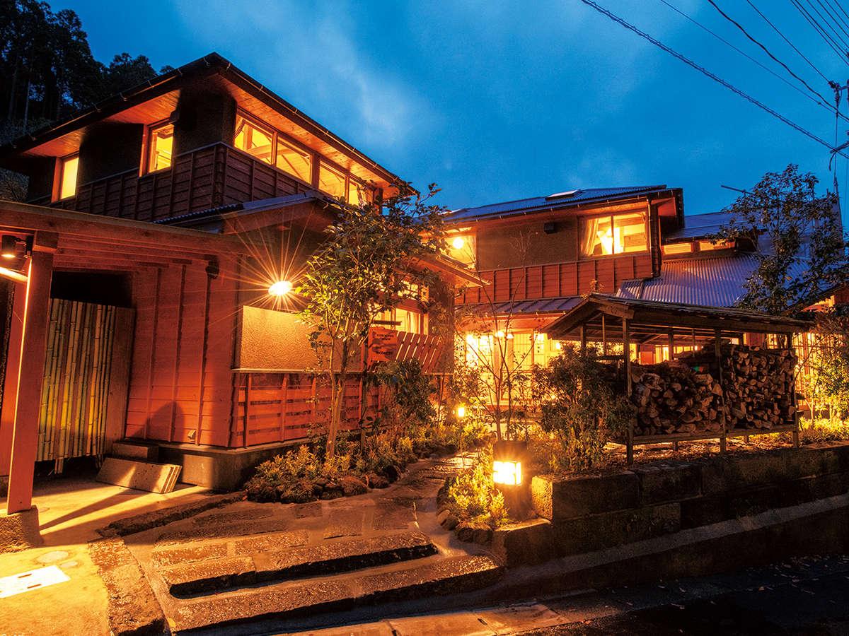 【新しいカタチのSTAYを】2020年OPEN。黒川温泉に4部屋の小さなホテルが誕生いたしました。