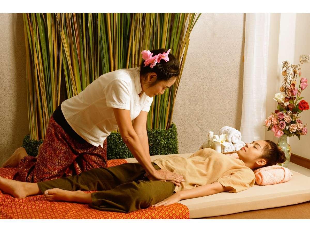 タイ古式マッサージは『世界一気持ち良いマッサージ』といわれています。