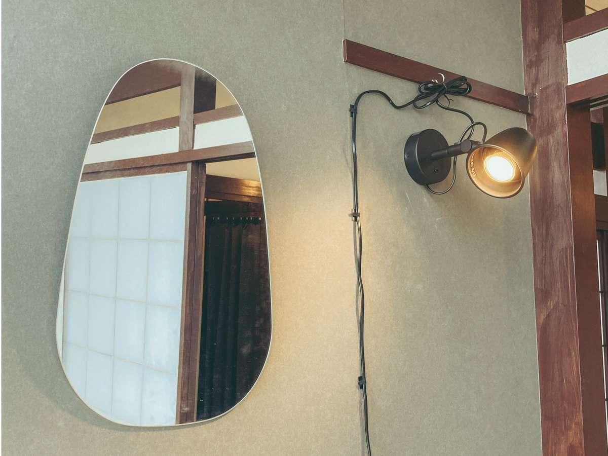 ≪コンセプトルーム≫和室10畳内装をアレンジしたお部屋です。