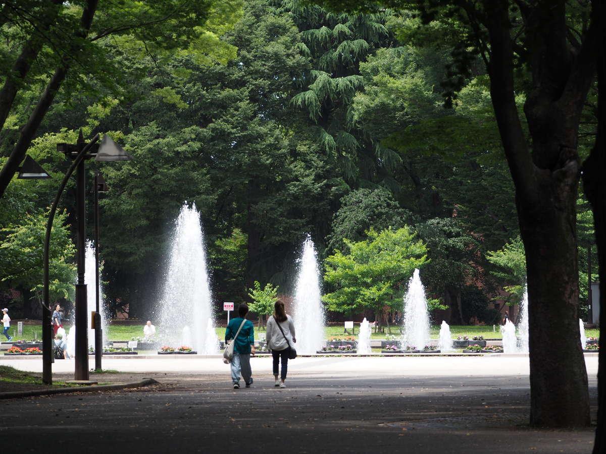 ◆上野公園