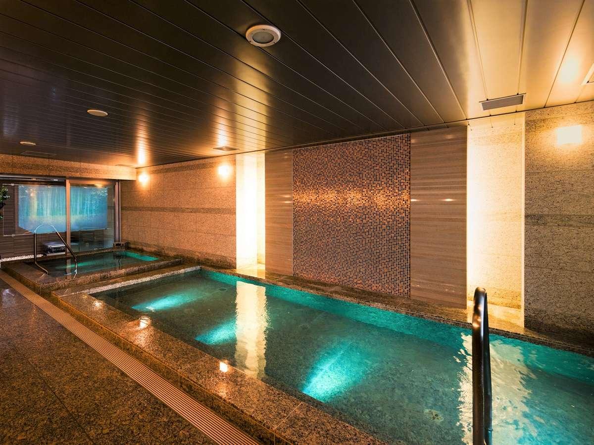 大浴場 15:00~翌朝10:00まで夜通しお入りいただけます。