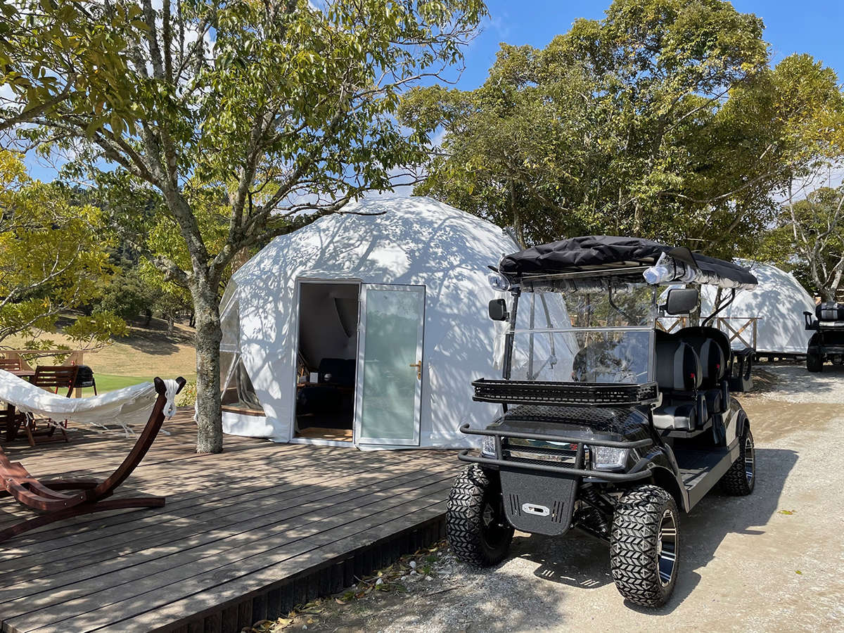 DOME TENT (Glamping)