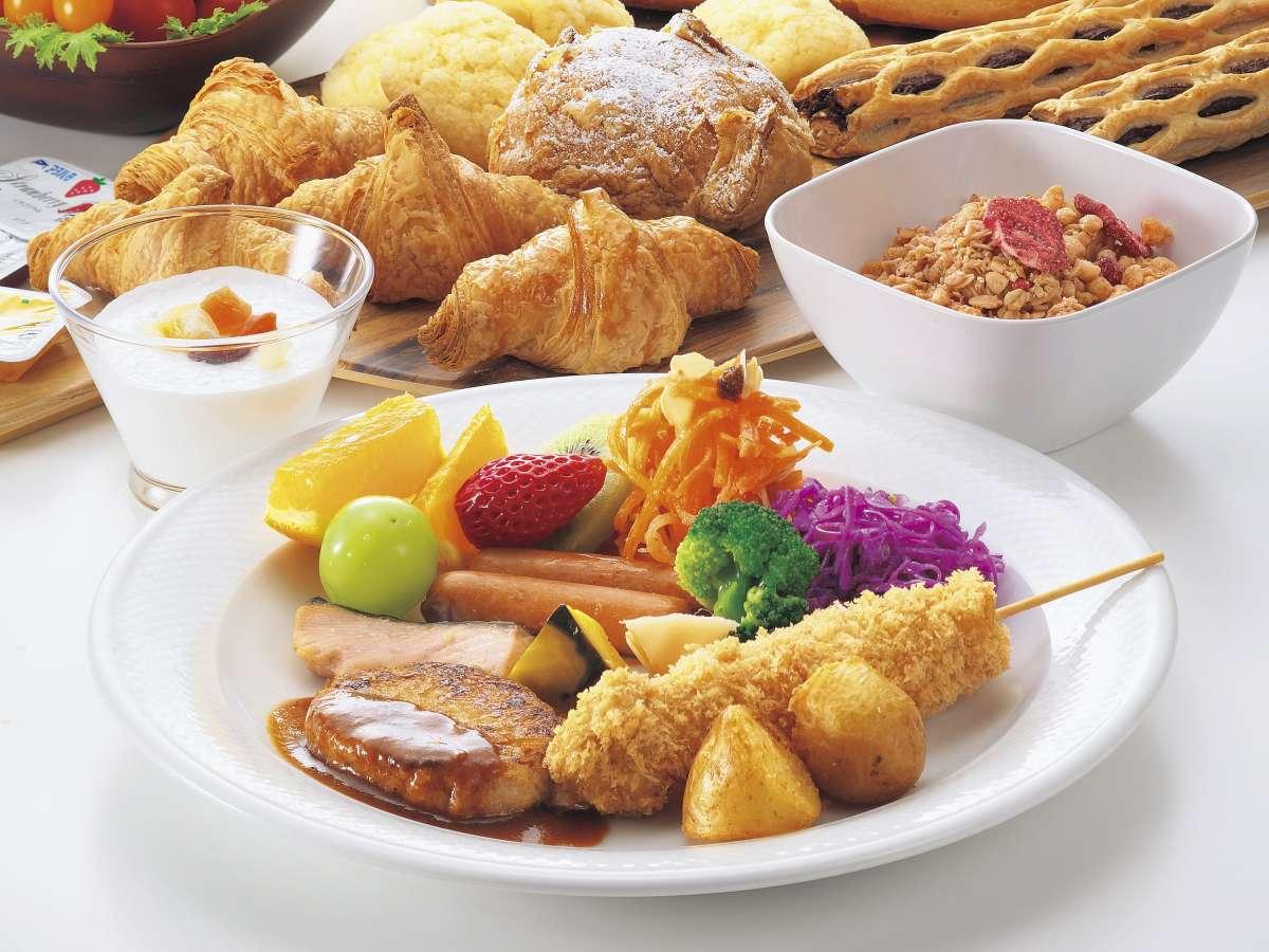 朝食イメージ※予約状況により変更になる可能性がございます。