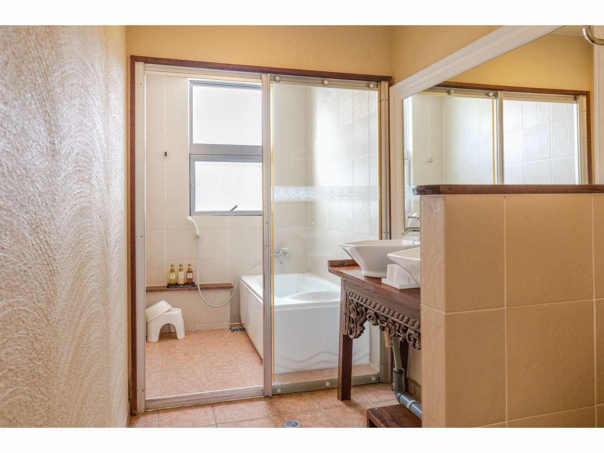 スタンダードルーム 浴室