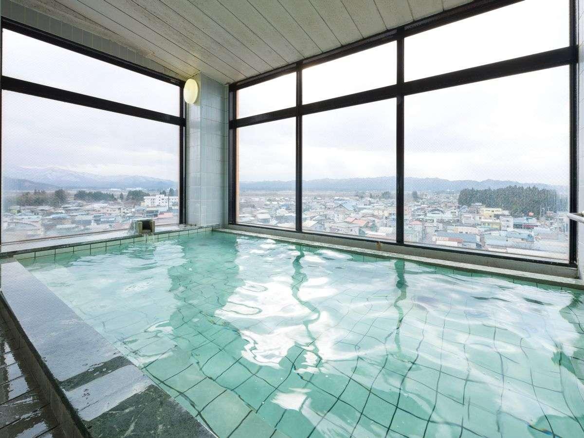 8F天然温泉~飛天の湯~①