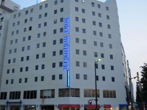 ホテル外観仙台駅から徒歩10分、仙台の拠点に便利な好立地