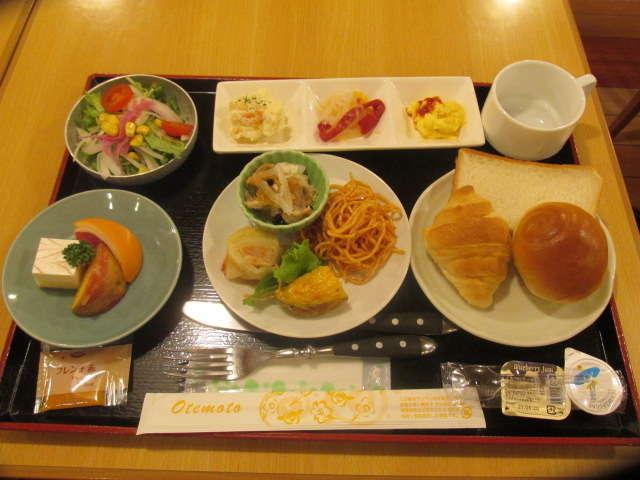 【朝食】選べる定食(洋食)