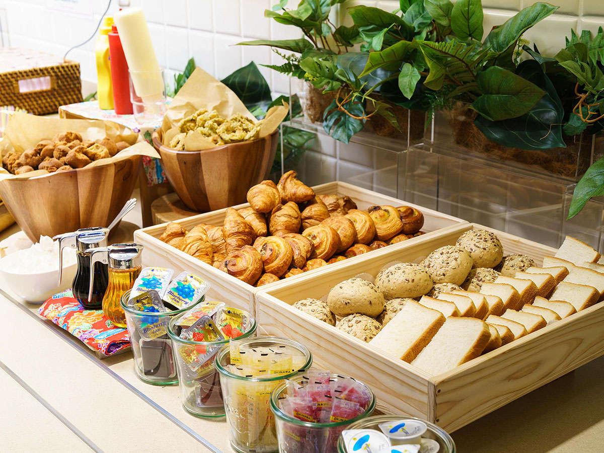 パン派の方にも♪【朝食】