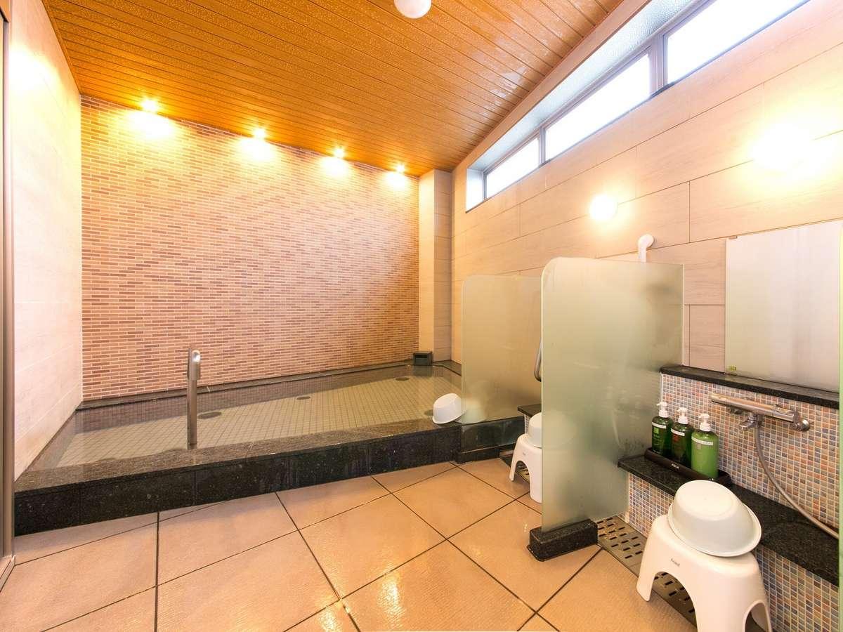 2015年秋・大浴場新設(女性用は入口に暗証番号付きでセキュリティも安心)