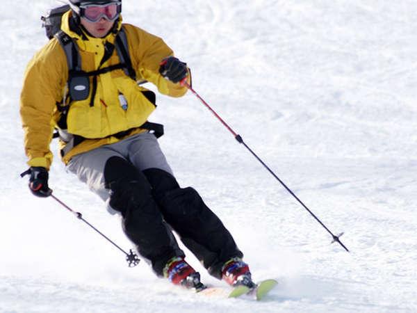 大自然でスキー&スノボ三昧の旅♪
