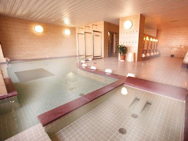 2F 大浴場