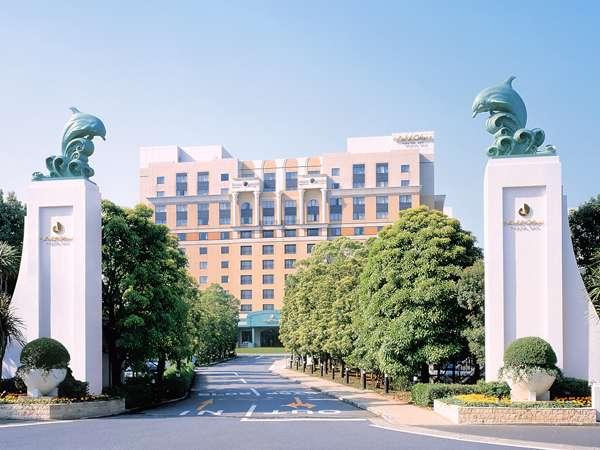 ようこそ、ホテルオークラ東京ベイへ