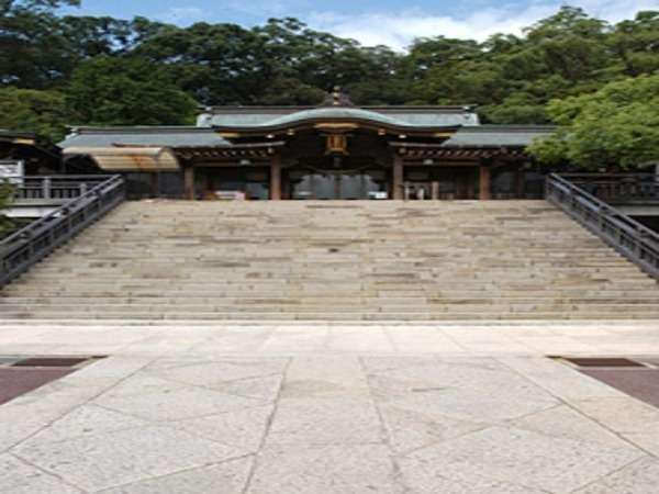 ~諏訪神社~