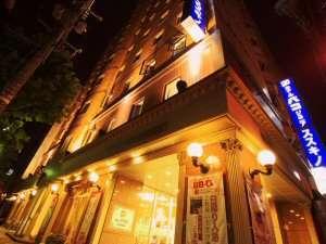 天然温泉プレミアホテル-CABIN-札幌(旧ホテルパコJrススキノ)
