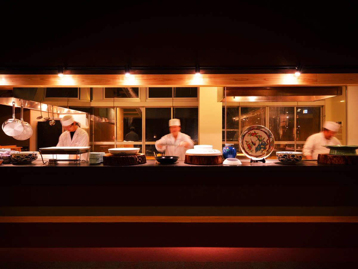 ☆オープンキッチン☆