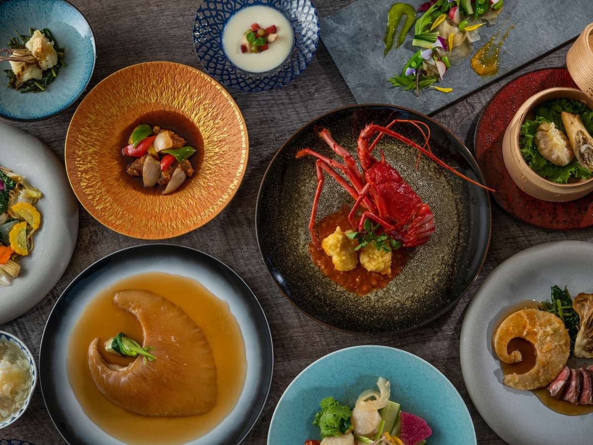 中国料理「沙山華」イメージ写真