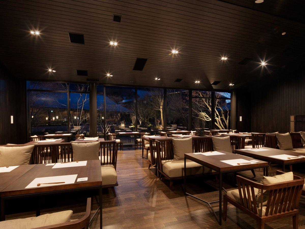 レストラン「水仙月」 贅沢なひとときを・・・