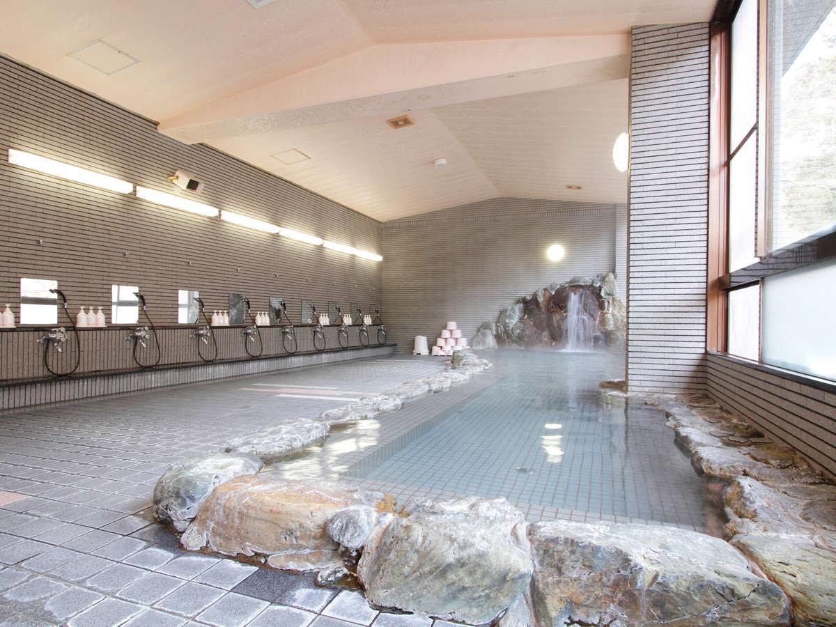 東館大浴場「峰の湯」