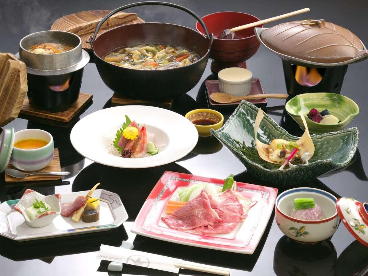 Ikaho hot springs Tsukagoshiya Shichibee
