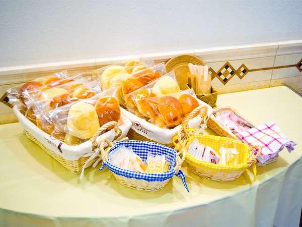 パンサービス(朝食)