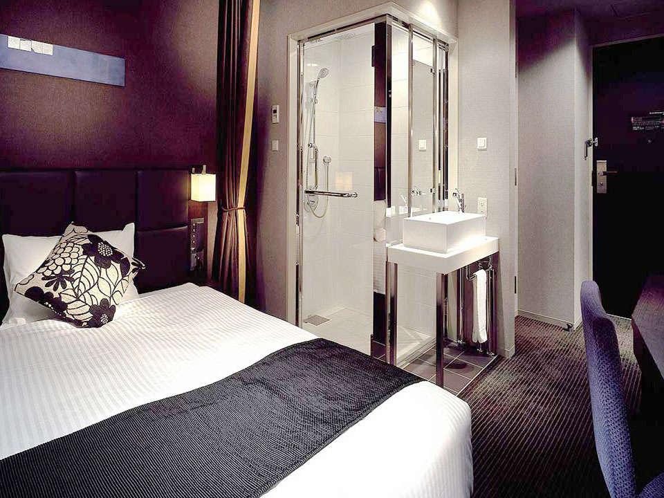 プレミアルーム※シャワーブースのみのお部屋でバスタブはございません。